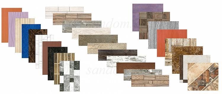 каталог керамической плитки Интеркерама