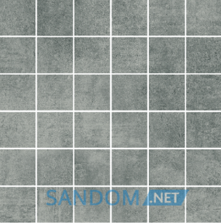 Декор Cersanit Dreaming Dark Grey Mosaic 29,8х29,8