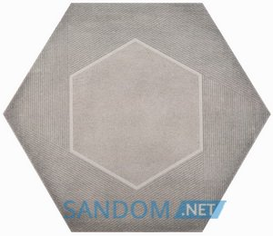 Плитка Atem Hexagon Rainbow Mix 40х34,6
