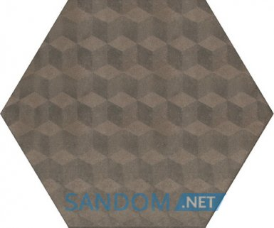 Плитка Atem Hexagon Dublin Mix B 40х34,6