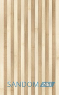 Плитка Golden Tile Bamboo Mix 25x40 Н7Б151